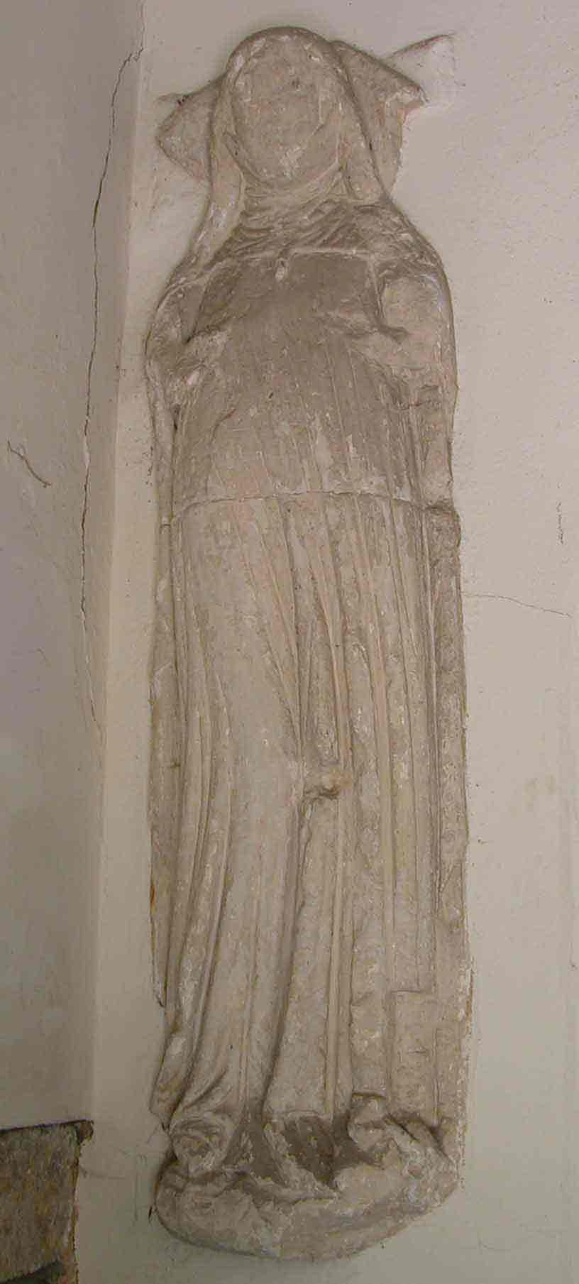 Stone effigy